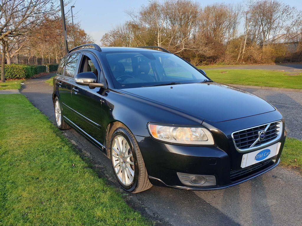 Volvo V50 Estate 2.0 D SE (Premium Pack) 5dr
