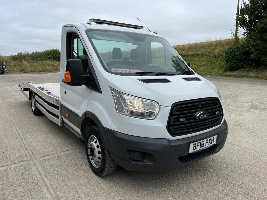 Ford Transit Dropside RECOVERY TRUCK