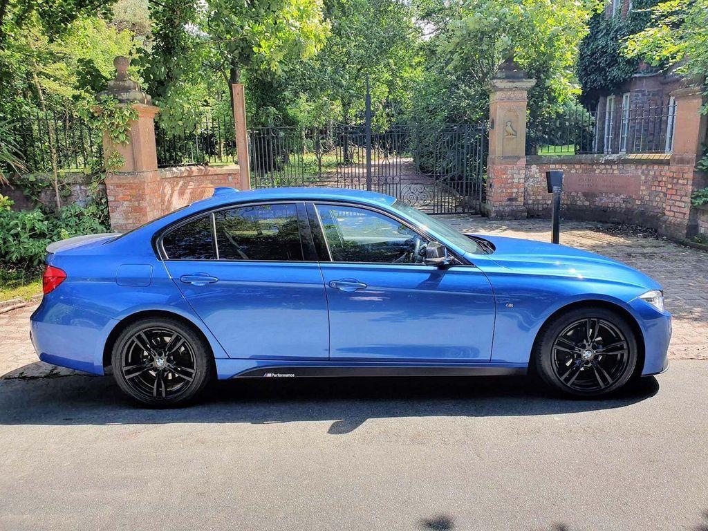 BMW 3 Series Saloon 2.0 318d M Sport Auto (s/s) 4dr