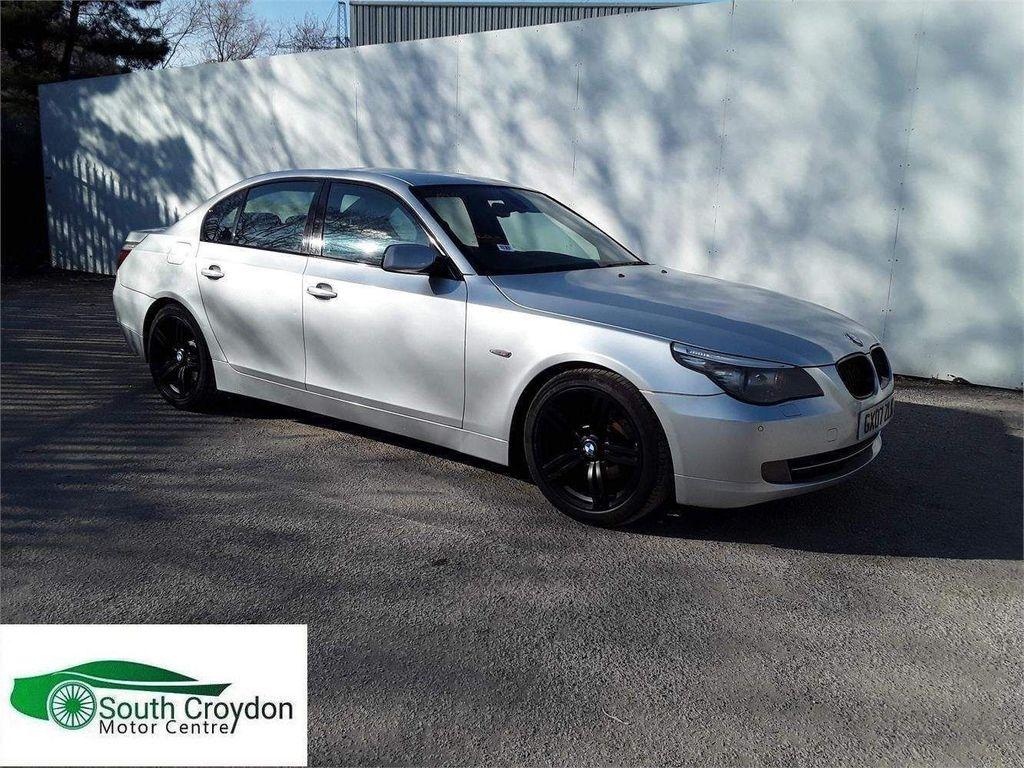 BMW 5 Series Saloon 2.5 523i M Sport 4dr