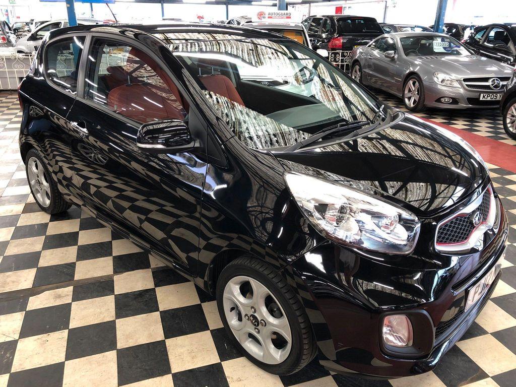 Kia Picanto Hatchback 1.25 Equinox 3dr