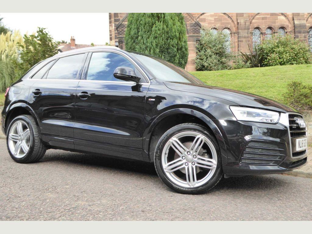 Audi Q3 SUV 2.0 TDI S line Plus S Tronic quattro (s/s) 5dr