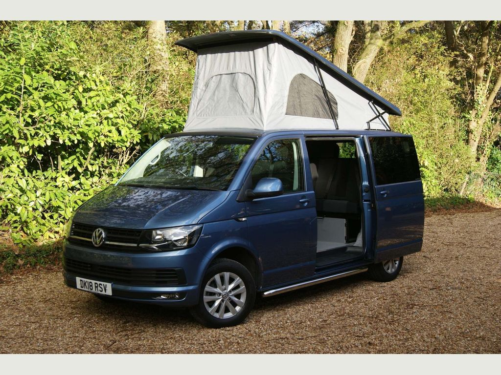 Volkswagen Transporter Campervan T6 2.0TDi SWB 4 Berth 5 Seat Campervan