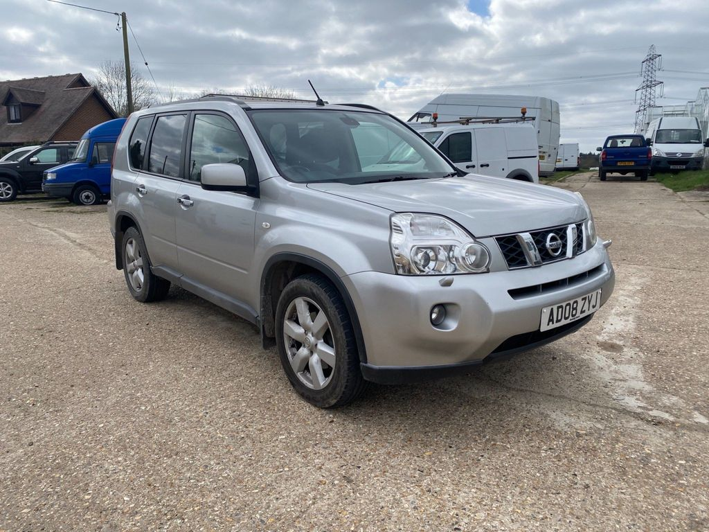 Nissan X-Trail SUV 2.0 dCi Aventura Explorer 4WD 5dr