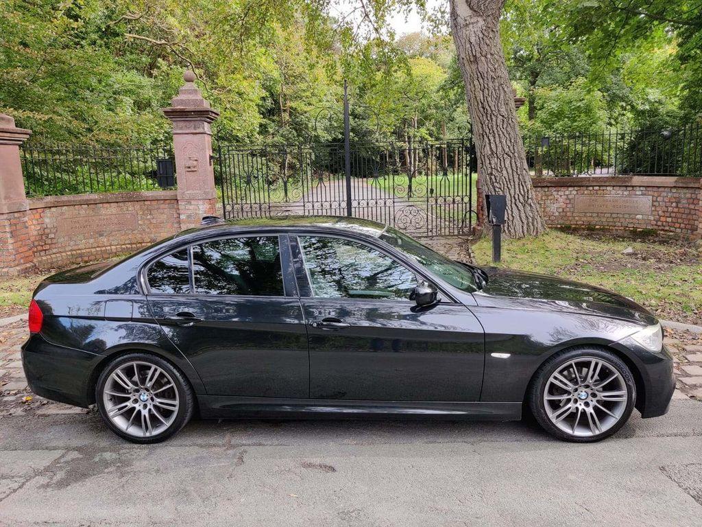 BMW 3 Series Saloon 2.0 318d Sport Plus 4dr