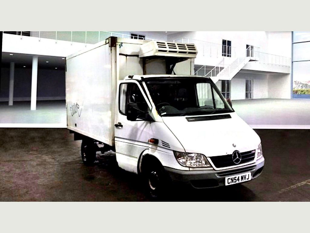 Mercedes-Benz Sprinter Chassis Cab 2.2 CDI 311 Chassis Cab 2dr MWB