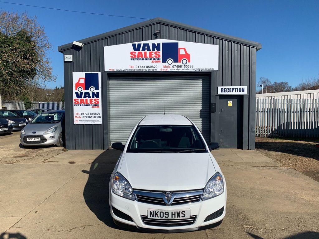 Vauxhall Astra Van Panel Van 1.3 CDTi 16v Club Panel Van 3dr