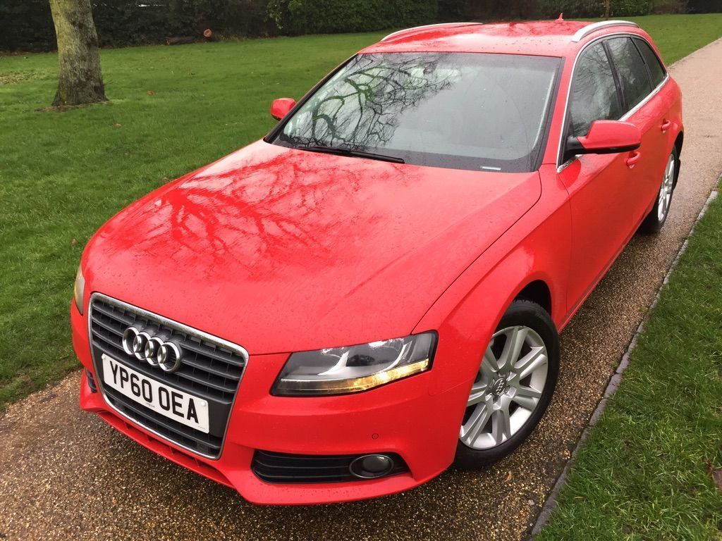 Audi A4 Avant Estate 2.0 TDI Technik 5dr