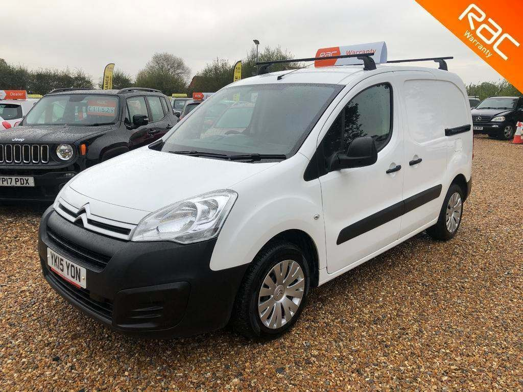 Citroen Berlingo Panel Van 1.6 HDi 625 LX L1 5dr