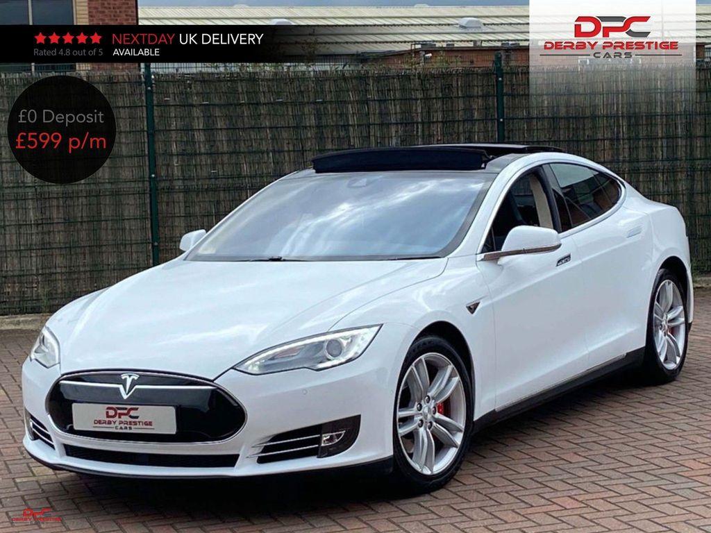 Tesla Model S Saloon E P85D (515kw) CVT 4x4 5dr