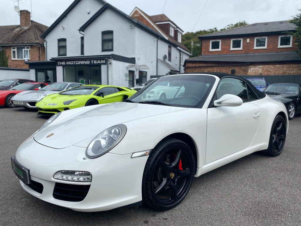 Porsche 911 Convertible 3.6 997 CARRERA S PDK AUTO CONVERTIBLE