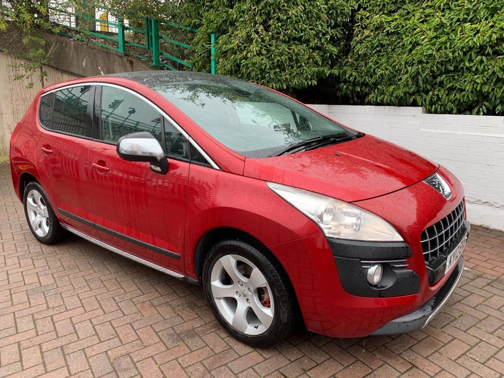 Peugeot 3008 SUV 1.6 THP Allure 5dr