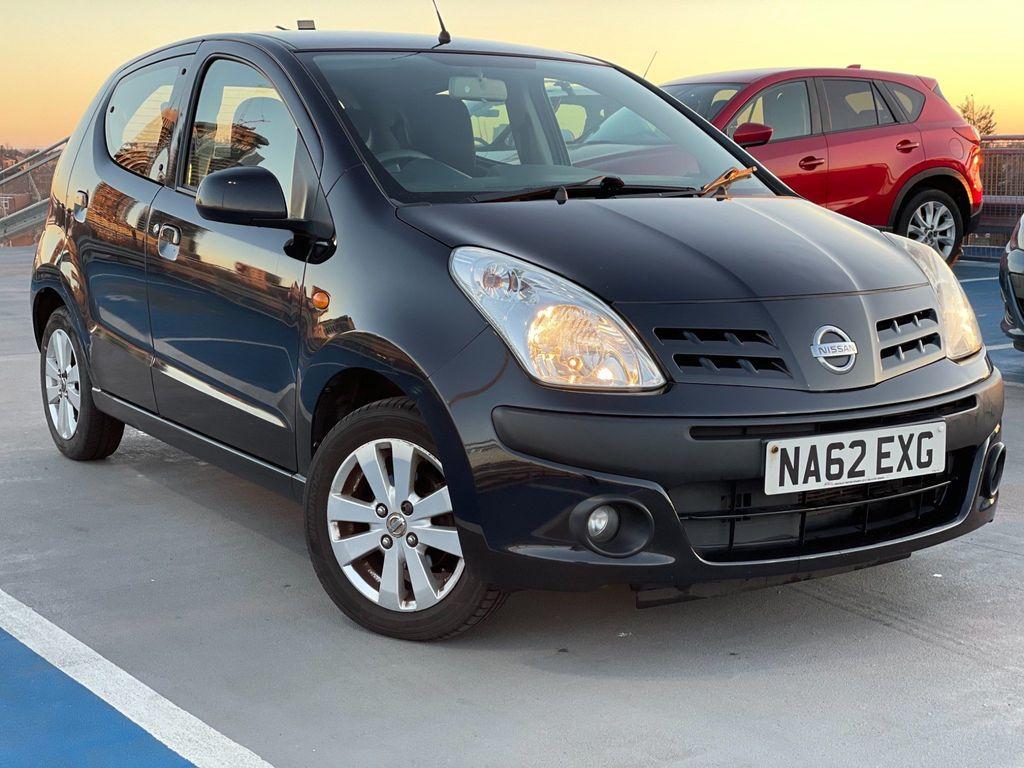 Nissan Pixo Hatchback 1.0 n-tec 5dr