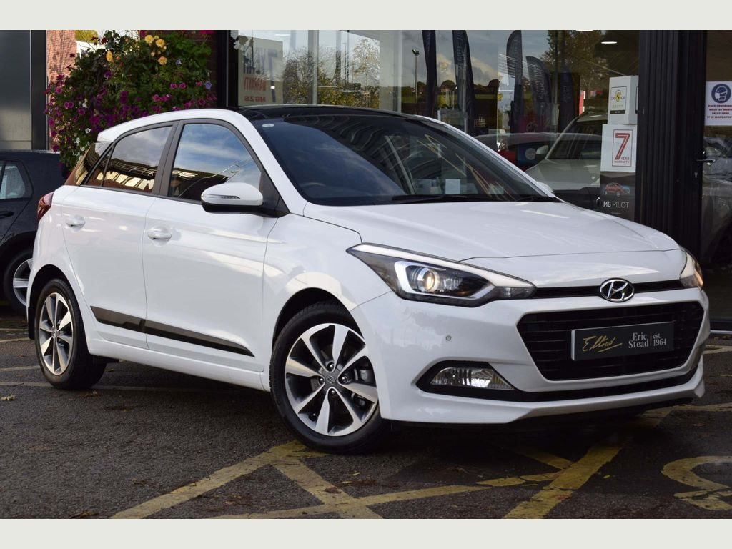 Hyundai i20 Hatchback 1.0 T-GDi Premium SE Nav 5dr