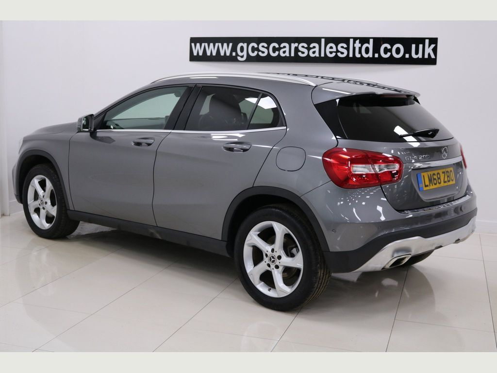 Mercedes-Benz GLA Class SUV 1.6 GLA200 Sport (Executive) 7G-DCT (s/s) 5dr