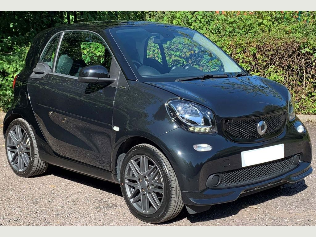 Smart fortwo Coupe 0.9T BRABUS Sport (Premium) Twinamic (s/s) 2dr