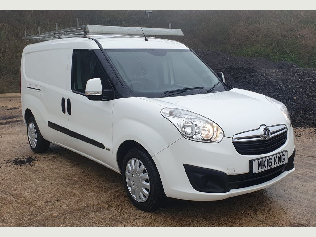 Vauxhall Combo Other 1.3 CDTi ecoFLEX 16v Sportive 2300 L2H1 Crew Van (s/s) 5dr (5 seat)