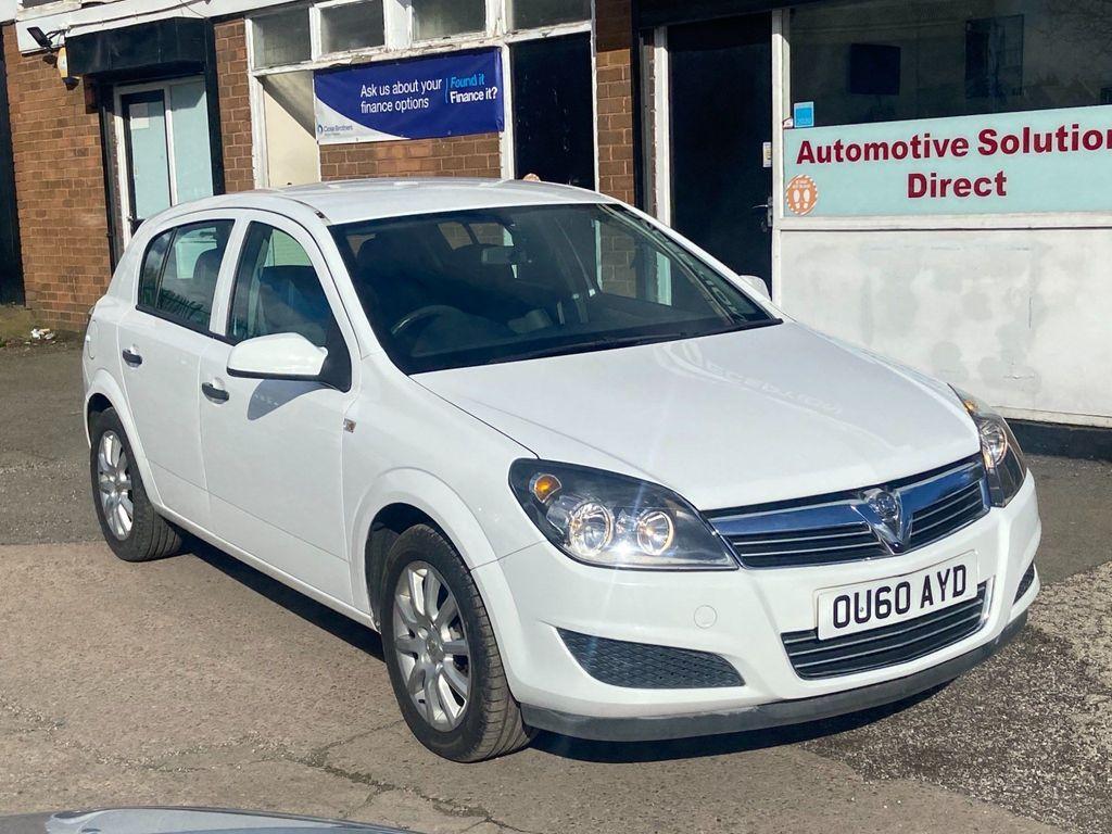 Vauxhall Astra Hatchback 1.7 CDTi Design 5dr
