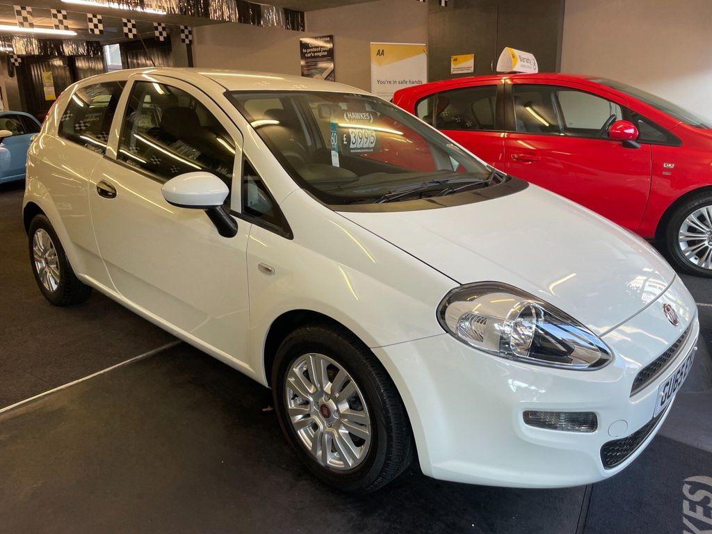 Fiat Punto Hatchback 1.2 8V Pop + 3dr