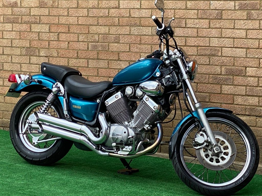 Yamaha XV535 Custom Cruiser 550