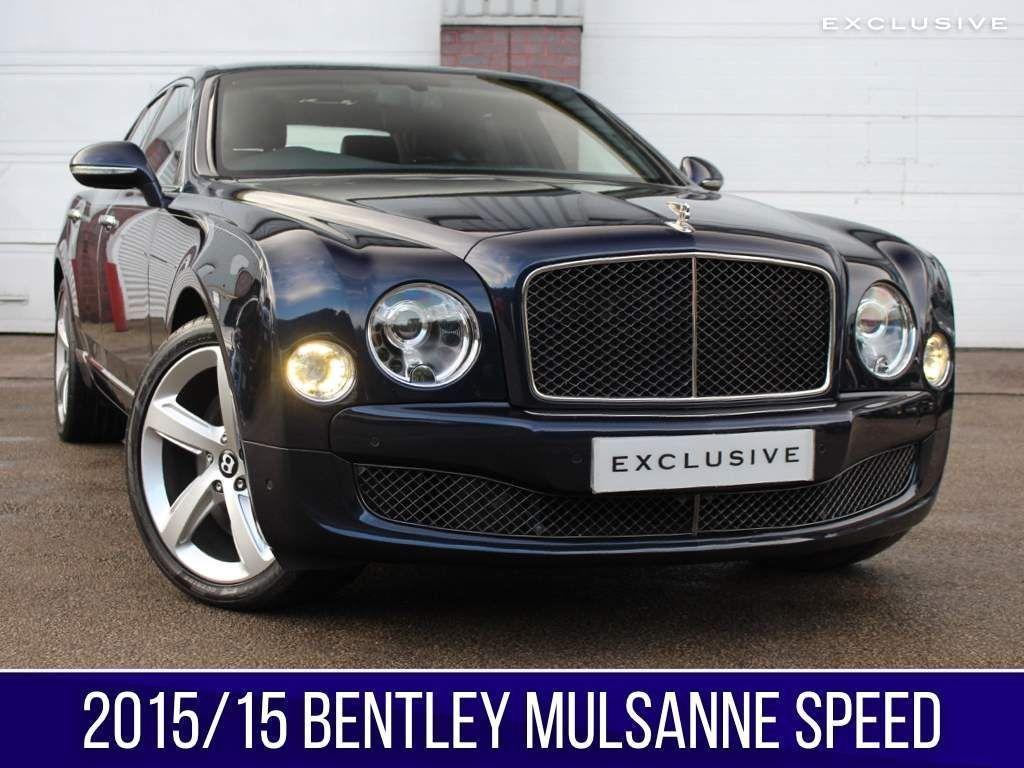 Bentley Mulsanne Saloon 6.75 Speed 4dr