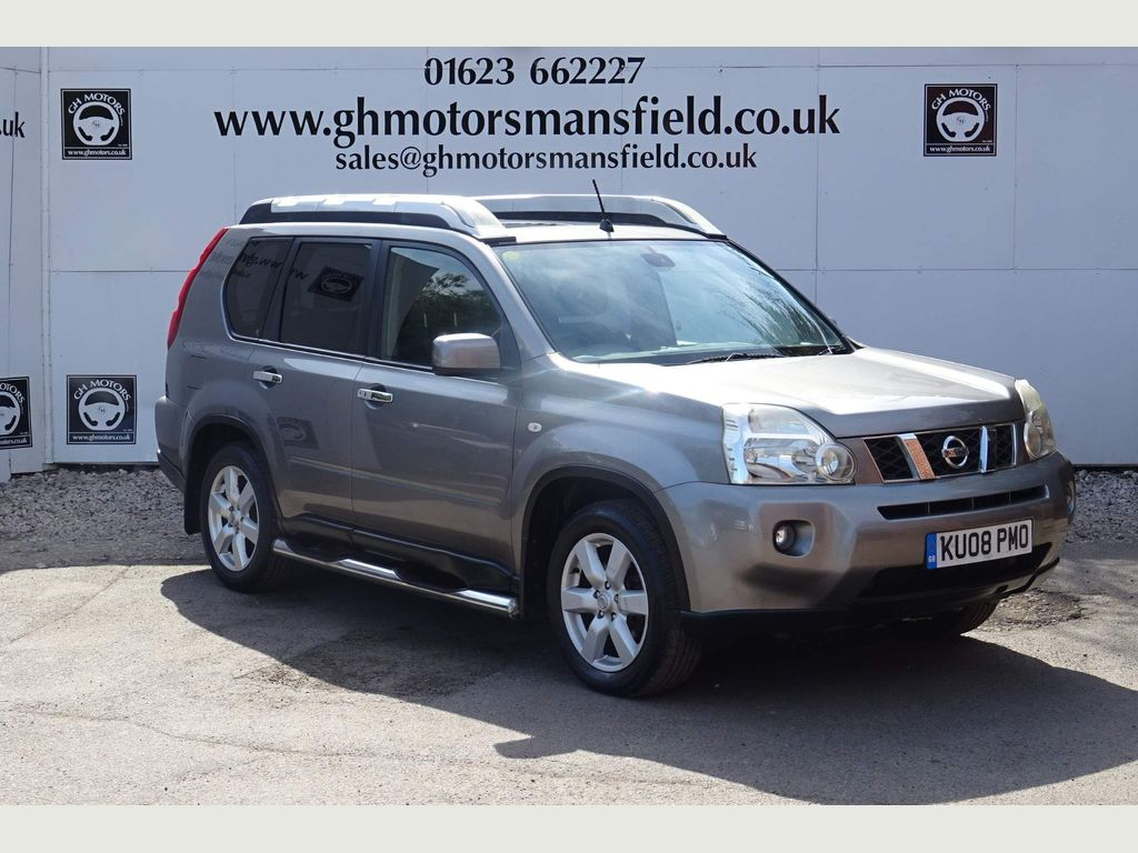 Nissan X-Trail SUV 2.0 dCi Arctix Expedition Sports Adventure 4WD 5dr