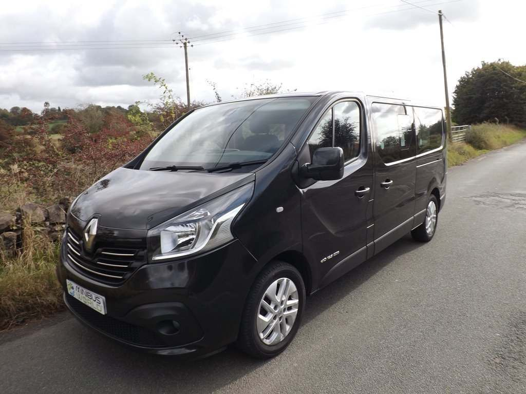 Renault Trafic Other 1.6 dCi ENERGY 29 Sport (s/s) 5dr (9 Seat)