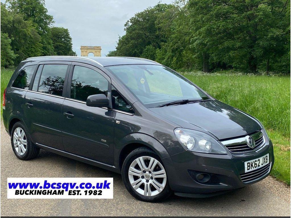Vauxhall Zafira MPV 1.8 i VVT 16v Design 5dr