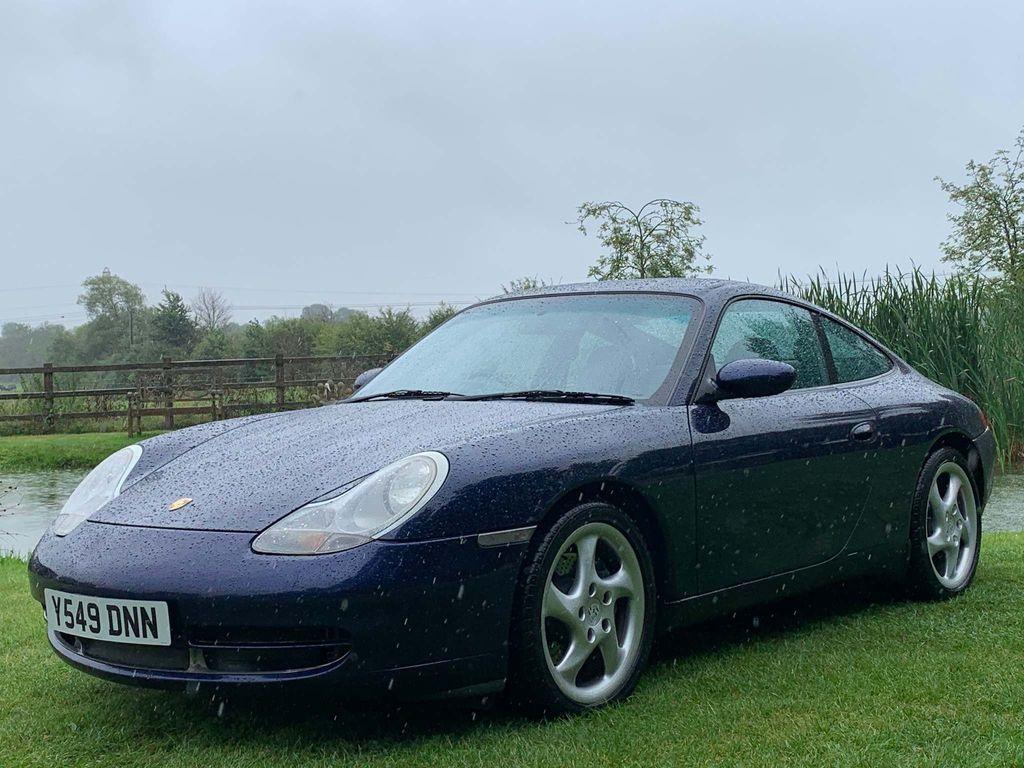 Porsche 911 Coupe 3.4 996 Carrera 2 2dr