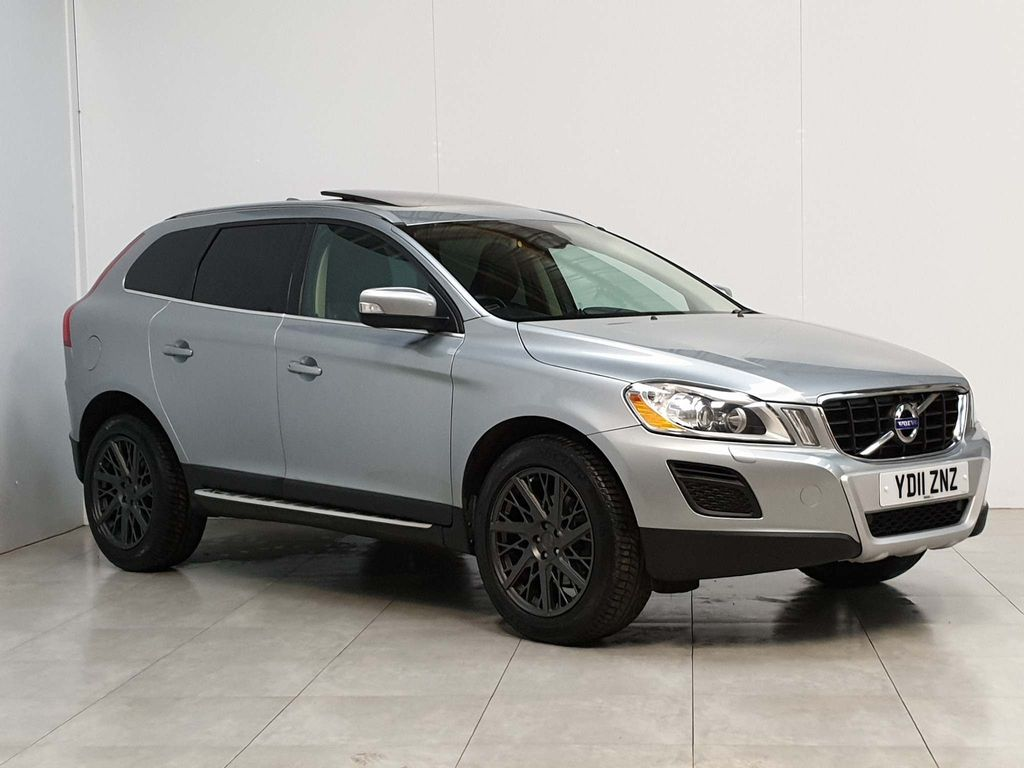 Volvo XC60 SUV 2.0 D3 SE Lux Geartronic 5dr