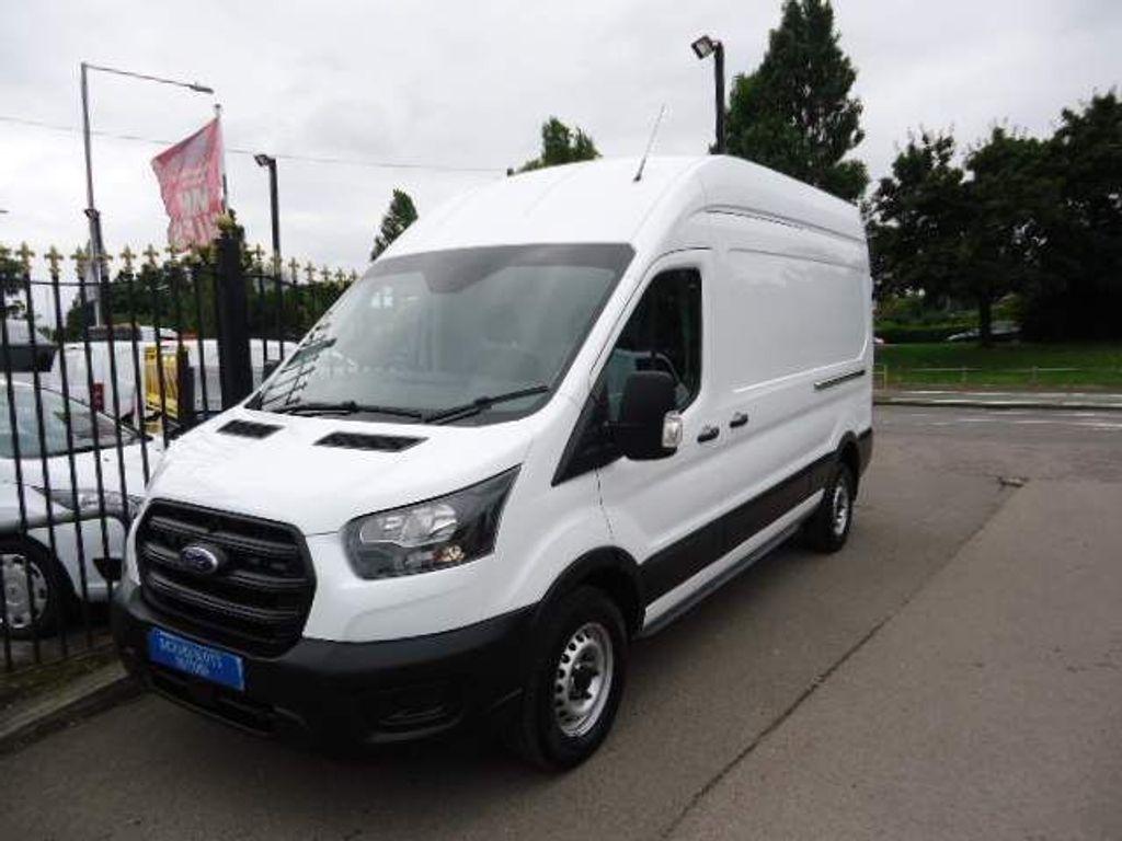 Ford Transit Panel Van 2.0 350 EcoBlue Leader FWD L3 H3 EU6 (s/s) 5dr