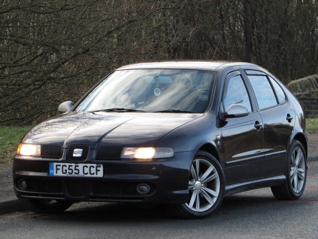 SEAT Leon Hatchback 1.9 TDI FR 5dr