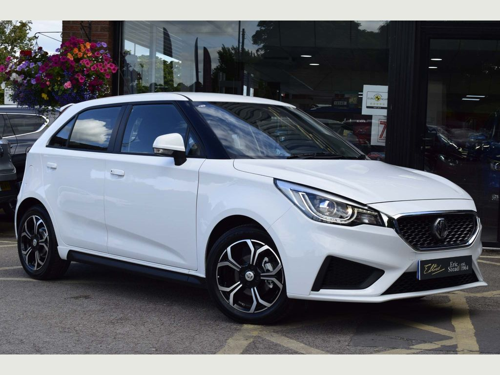 MG MG3 Hatchback 1.5 VTi-TECH Excite (s/s) 5dr
