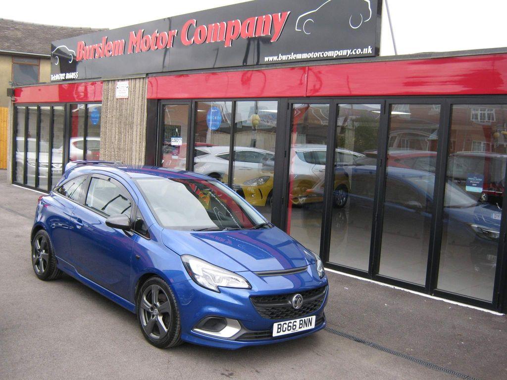 Vauxhall Corsa Hatchback 1.6i Turbo VXR 3dr