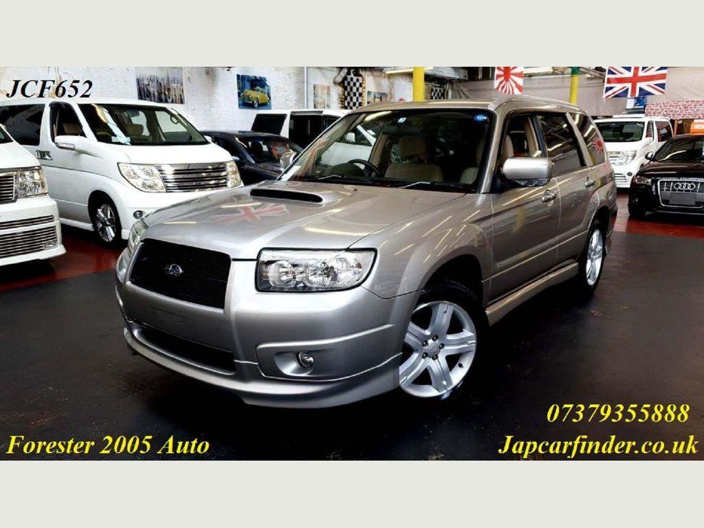 Subaru Forester SUV SG5 Automatic 4wd low mileage