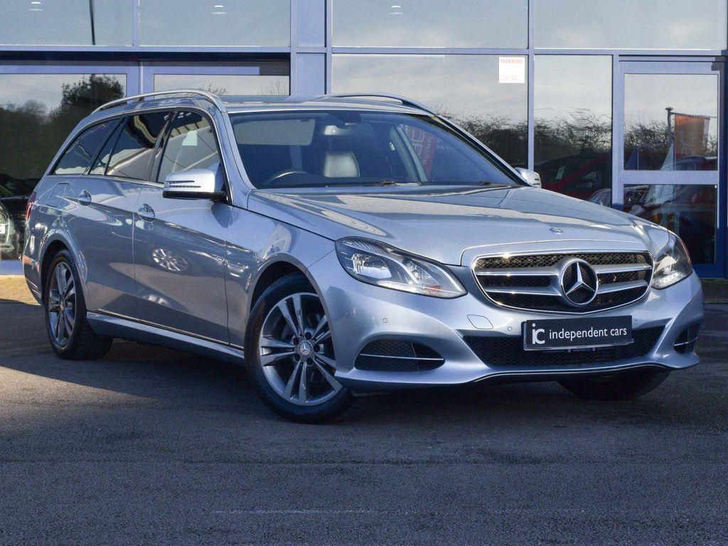Mercedes-Benz E Class Estate 2.1 E220 CDI BlueTEC SE 7G-Tronic Plus 5dr