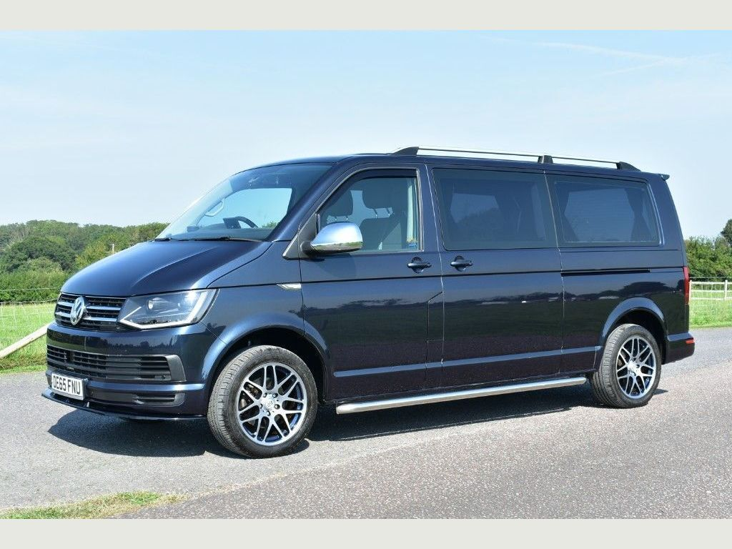 Volkswagen Transporter Campervan 2.0 TDI BlueMotion Camper Diesel Manual 150ps