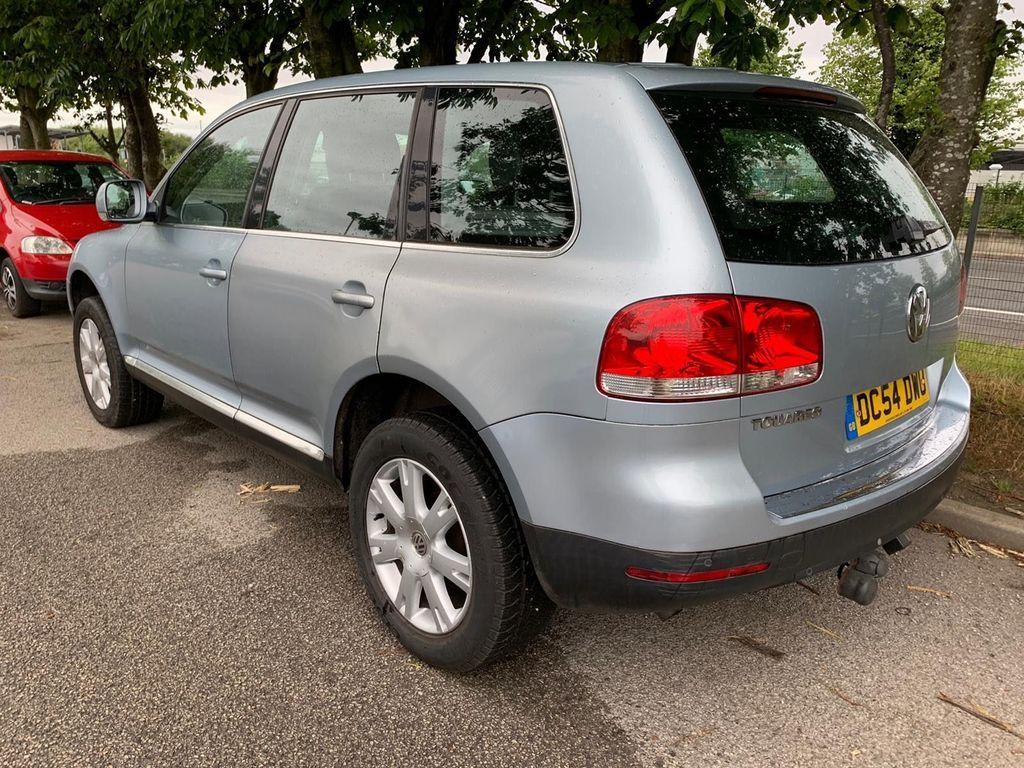 Volkswagen Touareg SUV 2.5 TDI Sport 5dr