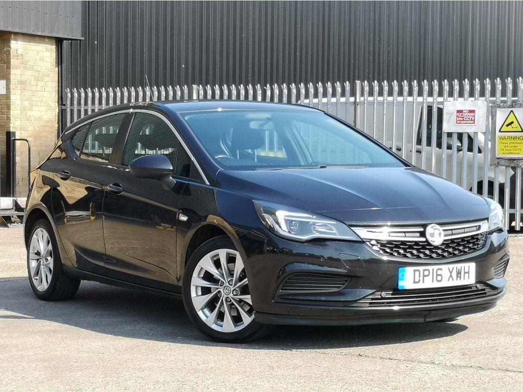 Vauxhall Astra Hatchback 1.6 CDTi ecoTEC BlueInjection Energy 5dr