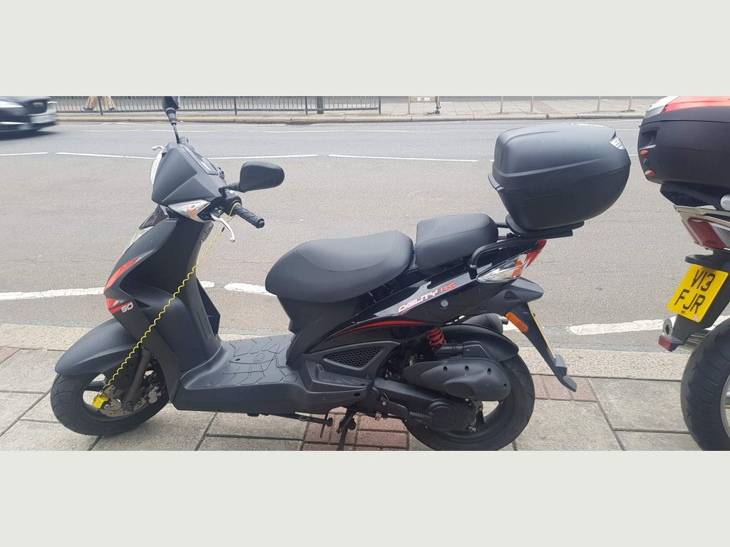 Kymco Agility Moped RS 50 2st