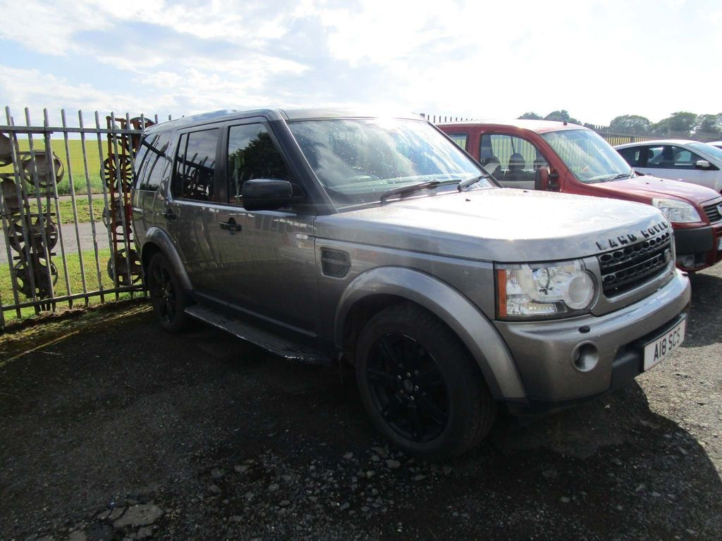 Land Rover Discovery 4 Other 3.0 SD V6 Panel Van 5dr