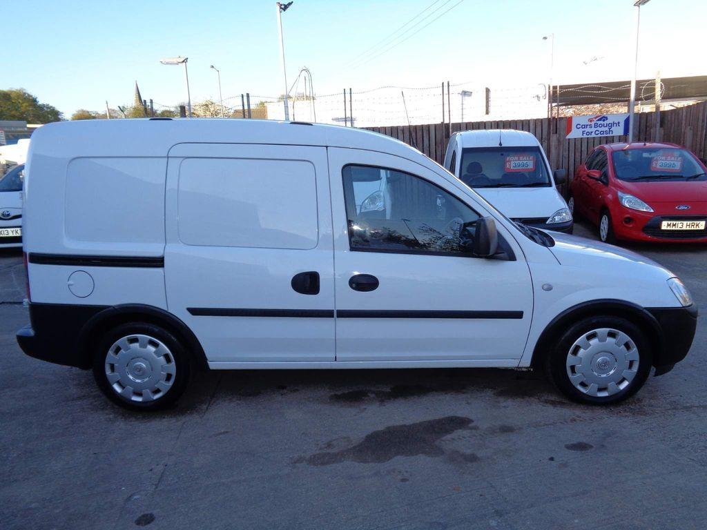 Vauxhall Combo Combi Van 5 SEATER CREW VAN-CDTi-1248cc-TWIN DOORS