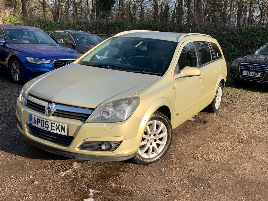 Vauxhall Astra Estate 1.8 i 16v Design 5dr