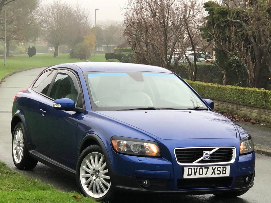 Volvo C30 Coupe 2.0 SE Lux 2dr