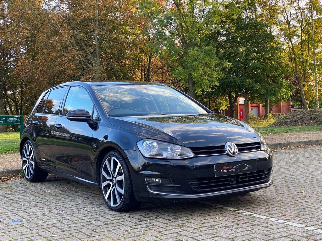 Volkswagen Golf Hatchback 2.0 TDI GT DSG (s/s) 5dr