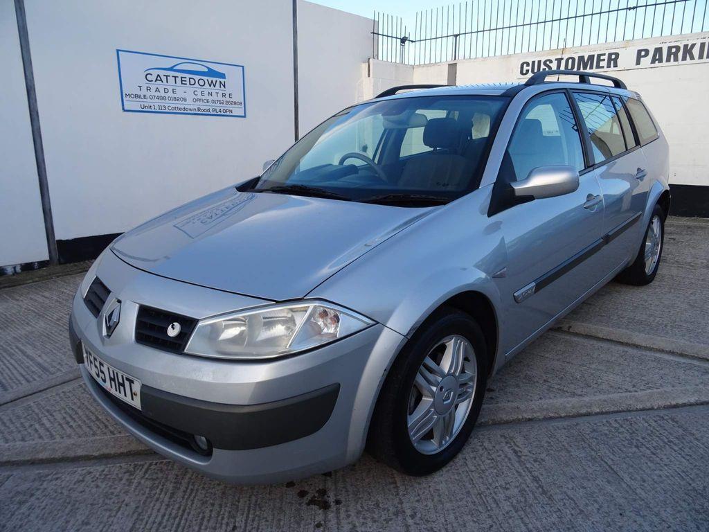 Renault Megane Estate 2.0 VVT Privilege 5dr