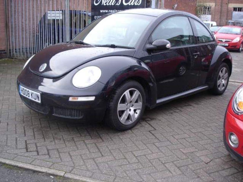 Volkswagen Beetle Hatchback 1.6 Luna 3dr