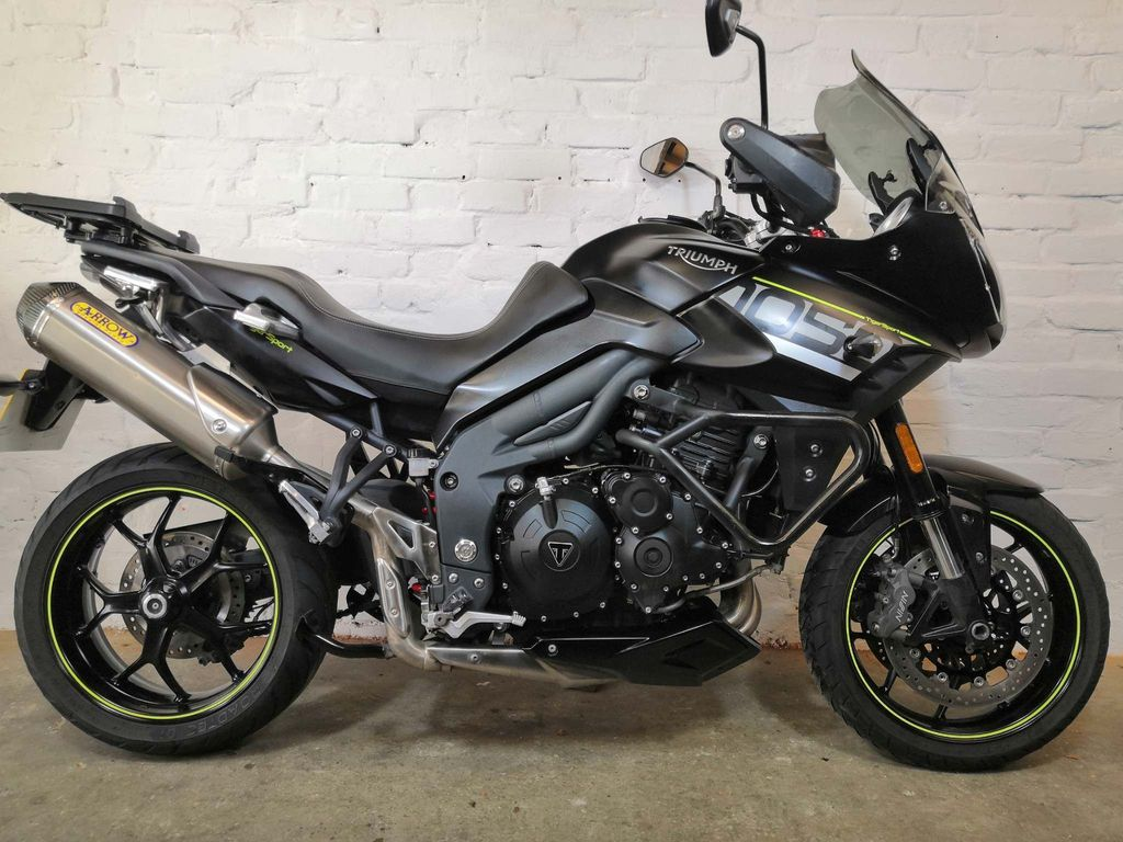 Triumph Tiger 1050 Sports Tourer