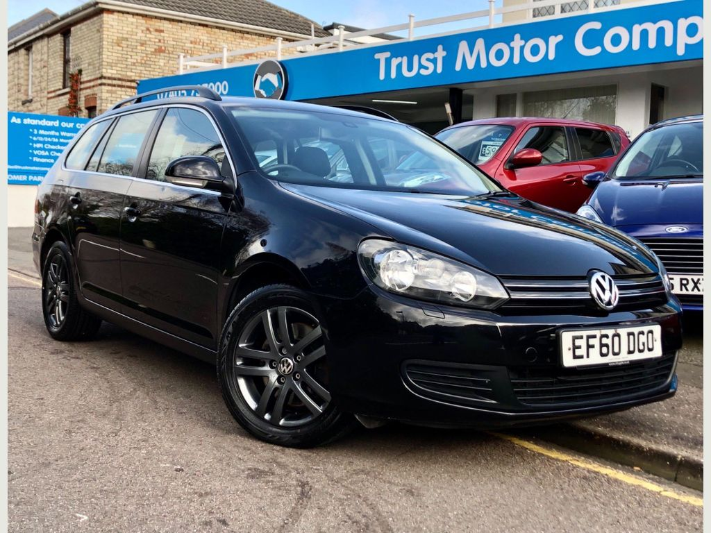 Volkswagen Golf Estate 2.0 TDI SE DSG 5dr