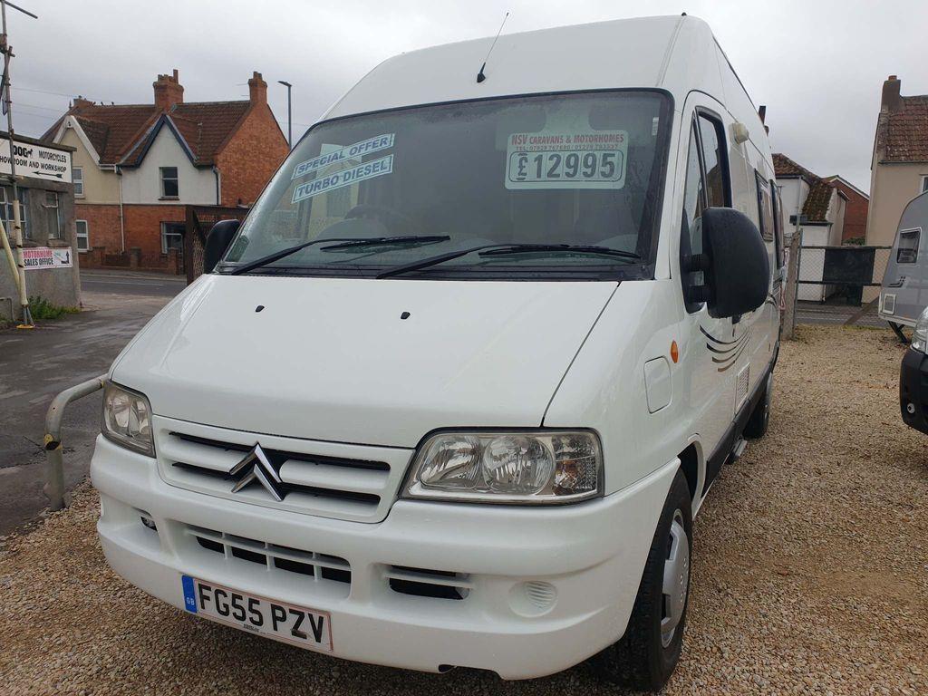 Citroen Sorry now sold Van Conversion Campervan conversion